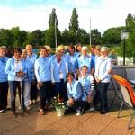 10 Jahre Nordic Walking im TCC